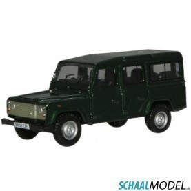 Land Rover Defender 110 1:76 Groen