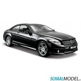 Mercedes Benz Cl63 Amg 1:24 Zwart