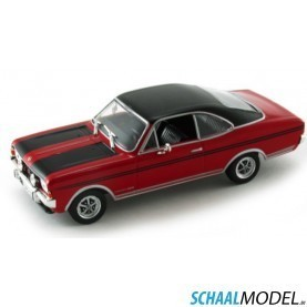 Opel Commodore A Coupe Gs/e 1970 1:43 Rood