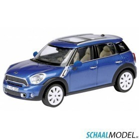 Mini Countryman 2011 1:24 Blauw