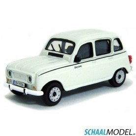 Renault 4 1965 1:43 Wit