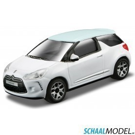 Citroen Ds3 1:43 Wit