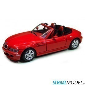 Bmw M3 Roadster 1:43 Rood
