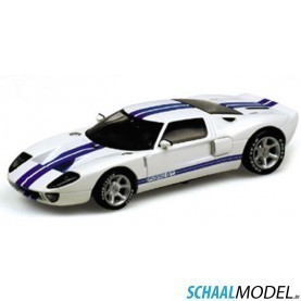 Ford Gt40 1:43 Wit
