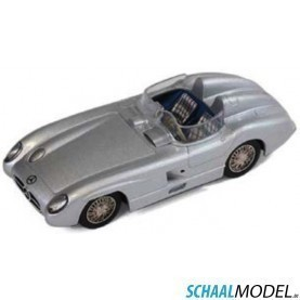 Mercedes Benz 300slr Racing Sports Car 1955 1:43 Zilver