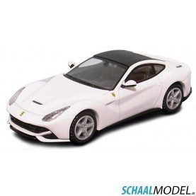 Ferrari F12 Berlinetta 2013 Race & Play 1:64 Wit