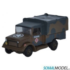 Bedford Mwd Royal Engineers 1:148 Camouflage
