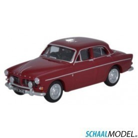 Volvo Amazon 1:76 Rood