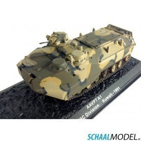 Aavp7a1 1st Usmc Division Kuwait - 1991 1:72 Camouflage