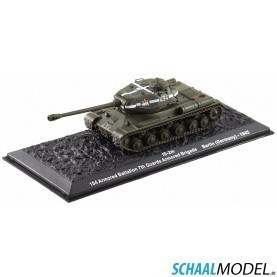 Is-2 104 Armored Reg. 7th Guards Armored Brigade Berlin 1945 1:72 groen