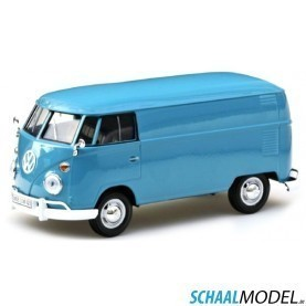 Vw T2 (t1) Delivery 1:24 Blauw