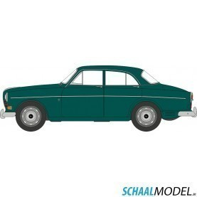 Volvo Amazon 1:76 Groen