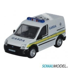 Ford Transit Connect Garda Police 1:76 Wit