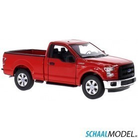 Ford F-150 2015 1:24 Rood