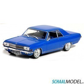 Opel Diplomat A Coupe 1965-1967 1:43 Blauw
