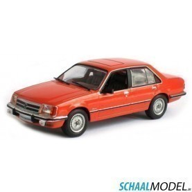 Opel Commodore C 1978-1982 1:43 Rood