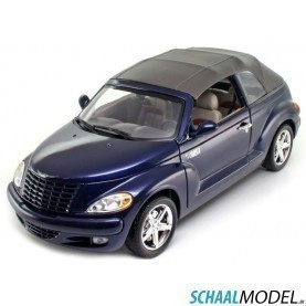 Chrysler Pt Cruiser Convertible Styling Stuby 1:24 Donker